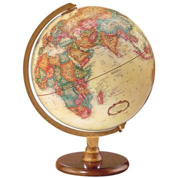 31593 12//30cm Diameter English Replogle Globes Kingston Antique Ocean English 12//30cm Diameter